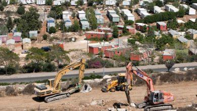 Photo of «قلق اميركي عميق» إزاء بناء مساكن استيطانية إسرائيلية جديدة في الضفة الغربية