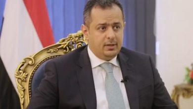 Photo of مقتل 156 من المتمردين الحوثيين ورئيس وزراء اليمن يحملهم مسؤولية انفجار عدن
